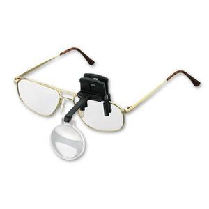 Eschenbach Magnifying glass labo-clip 4x, mono