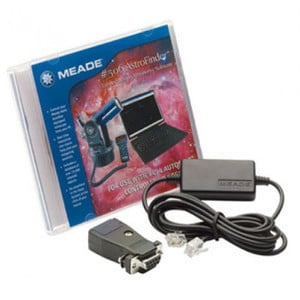 Meade PC cable and software for ETX-70 and DS2000-Serie