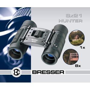 Bresser Binoculars Hunter 8x21