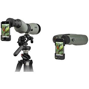Meopta Adattatore smartphone MeoPix oculare 55 mm per iPhone 4/4s
