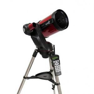 Celestron Schmidt-Cassegrain Teleskop SC 152/1500 SkyProdigy GoTo rot