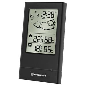 Bresser TempTrend wireless weather station, black