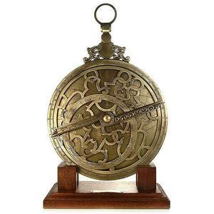 Hemisferium Astrolabio antico
