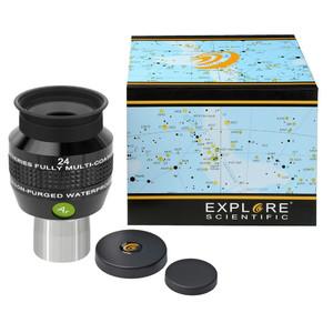 """Explore Scientific Okular 68° Ar 24mm 1,25"""""""