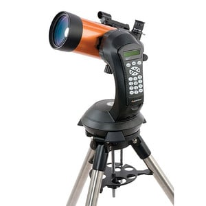 Celestron Telescopio Maksutov  MC 102/1325 NexStar 4 SE GoTo