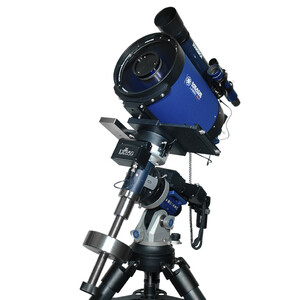 Das LX850 Teleskop mit deutscher parallaktischer Montierung und Starlock System