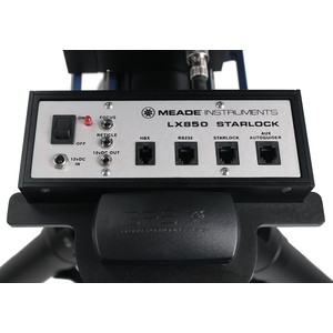 Meade Apochromatic refractor AP 130/910 Series 6000 Starlock LX850 GoTo