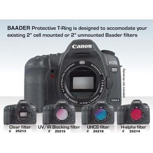 Baader Anello T Protective CANON DSLR con filtro a banda stretta  H-alpha 7nm integrato