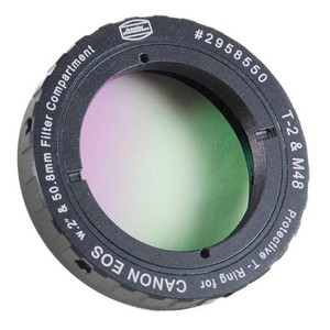 Baader Protective CANON DSLR T ring with built-in 50.4mm UV/IR blocking filter