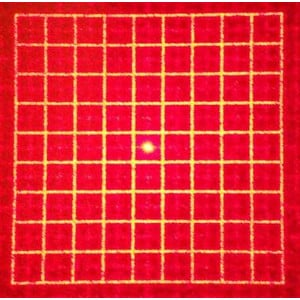 Howie Glatter Holographic Attachment for Laser Collimator - Square Grid