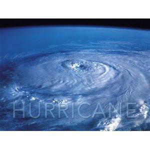 Póster Big Hurricane