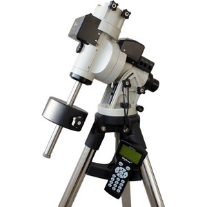 """iOptron iEQ30 Pro GEM mount with 2"""" tripod and carrying case"""