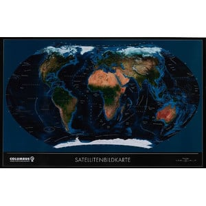 Twkgf2520bl large format satellite political world map ting columbus twkgf2520bl large format satellite political world map ting compatible sciox Image collections