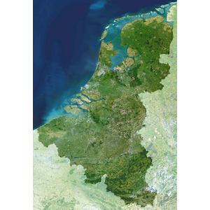 Planet Observer Mapa regional Benelux