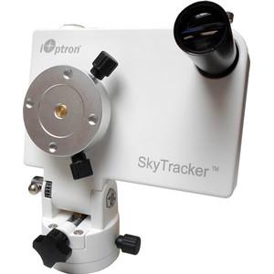 iOptron Montura Unidad de seguimiento SkyTracker para astrofotografía, color blanco