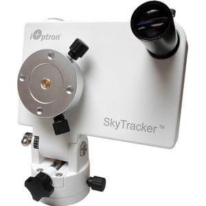 iOptron Mount SkyTracker tracking unit for astrophotography, white