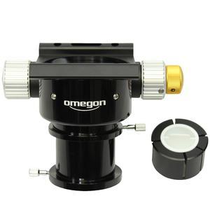 """Porte-oculaire Omegon Crayford Hybrid 2"""" pour réflecteur Newton, deux vitesses"""