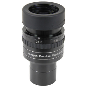 Omegon Oculare zoom Premium 7,2mm - 21,5mm 1,25""