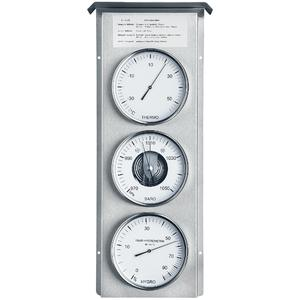 Eschenbach Estación meteorológica exterior de acero inoxidable 539751