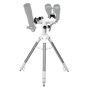 Omegon Twinmaster AZ mount with stainless steel tripod