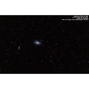 Omegon Apochromatischer Refraktor Photography Scope 72/432 ED OTA