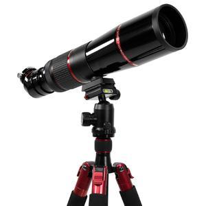 Omegon Refrator apocromático Pro APO AP Photography Scope 72/432 ED OTA