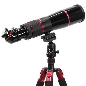 Omegon Refractor acromat Pro APO AP Photography Scope 72/432 ED OTA