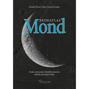 Oculum Verlag Libro Atlas de viaje Mond de la editorial