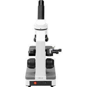 Omegon Mikroskop MonoView, MonoVision, Kamera, achromat.,1534x, LED