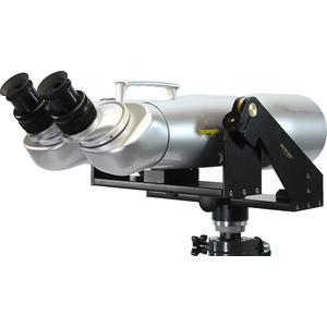 Omegon Montura de horquilla para binoculares grandes