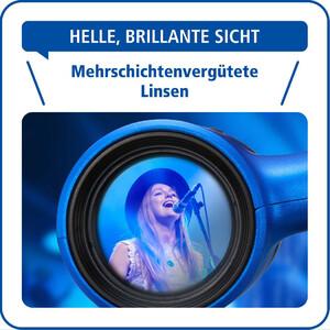 Nikon Binocolo Aculon T01 10x21 red