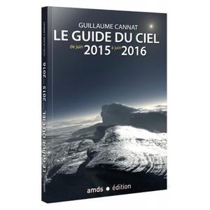 Livre Amds édition  Almanach Le Guide du Ciel 2015-2016