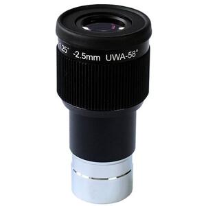 """Skywatcher 1.25"""", 2.5mm planetary UWA eyepiece"""