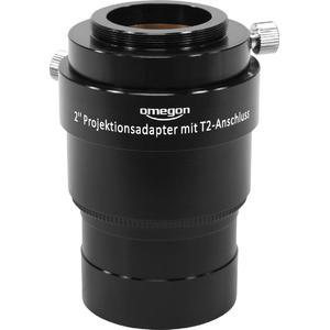 Omegon 2'' Projektionsadapter mit T2-Anschluss