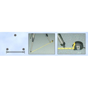 JMI Universal telescope trolley, medium