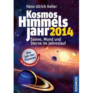 Kosmos Verlag Almanac Kosmos Himmelsjahr 2014