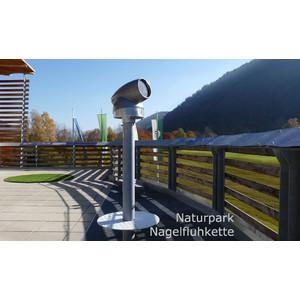 Télescope idee-Concept Viscope avec podium 360° pour enfant