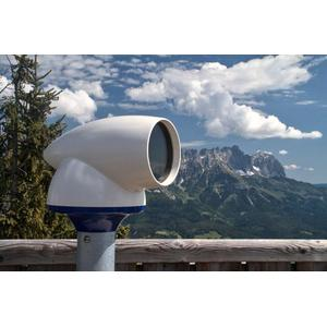idee-Concept Viscope: Das intelligente Aussichtsfernrohr