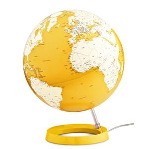 Räthgloben 1917 Globe Light&Colour Yellow 30cm