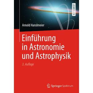 Springer Buch Einführung in Astronomie und Astrophysik