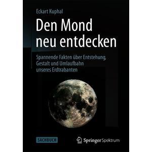 Springer Buch Den Mond neu entdecken