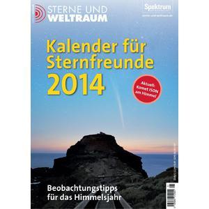 Jahrbuch Kalender für Sternfreunde 2014