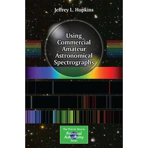 Springer Buch Using Commercial Amateur Astronomical Spectrographs