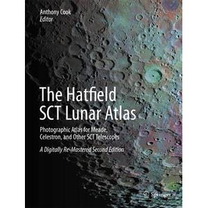 Springer Libro The Hatfield SCT Lunar Atlas