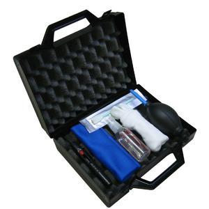 Geoptik Cleaning kit with transport case