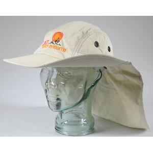 Lunt Solar Systems Sombrero con protector para la nuca