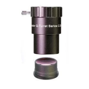"""Baader 1.25"""", 2.25X/1.3X Q Barlow lens"""