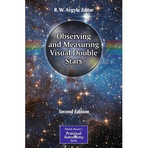 """Springer Libro """"Observing and Measuring Visual Double Stars"""" - Osservare e misurare le stelle doppie visuali"""