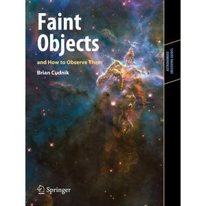 "Springer ""Faint Objects and How to Observe Them"" - libro: Oggetti deboli e come osservarli"