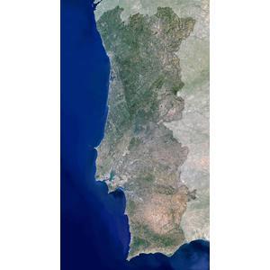 Carte géographique Planet Observer Planète Observer Portugal